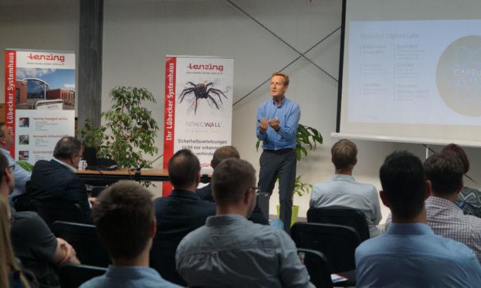 Vortrag tenzing Luebeck