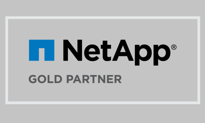 NetApp Gold Partner tenzing