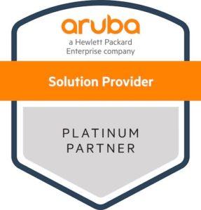Aruba Platinum Partner tenzing