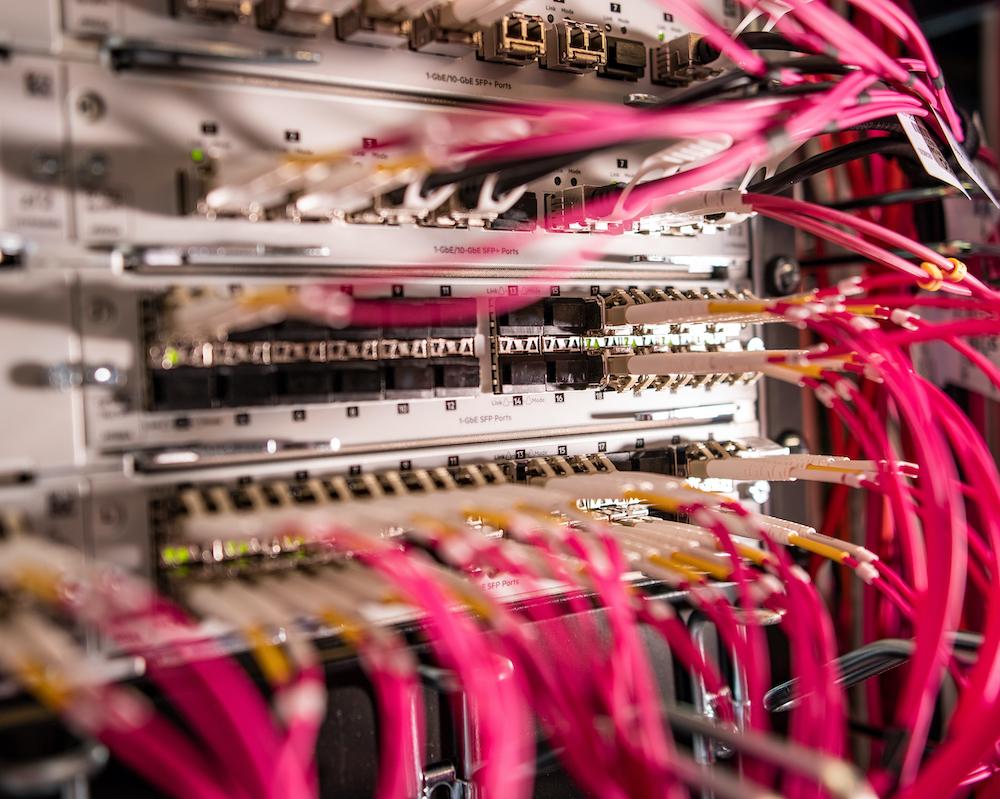 Serverraum-Ertüchtigung im Klinikum Bad Bramstedt