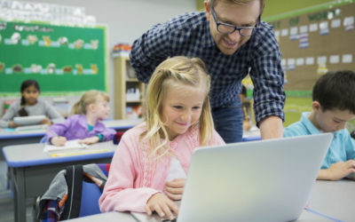 Digitale Schule mit tenzing und Aruba