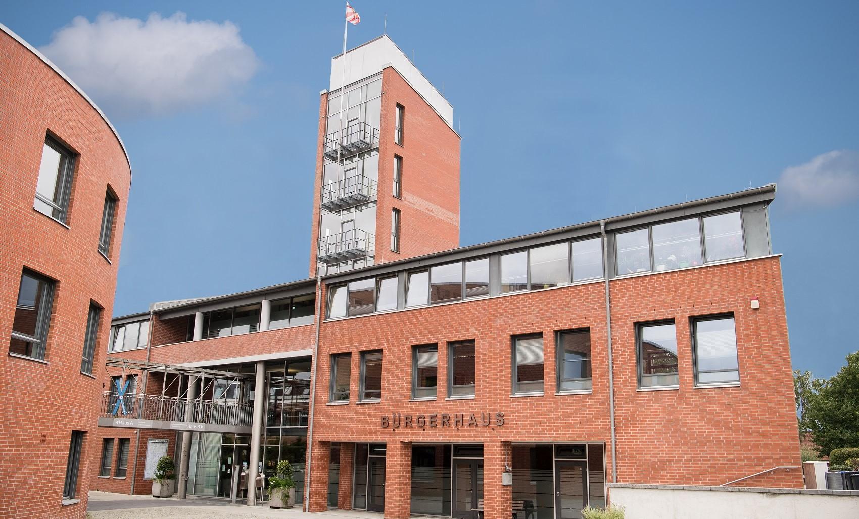 Buergerhaus Gemeinde Scharbeutz