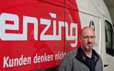 25 Jahre Martin Schwarz bei tenzing