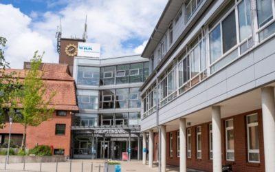 LAN- und WLAN-Modernisierung im Schwerpunkt-Krankenhaus