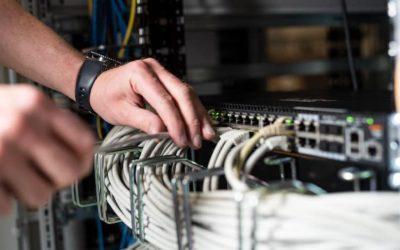 Serverraum – Optimierung im Reich der Kronjuwelen